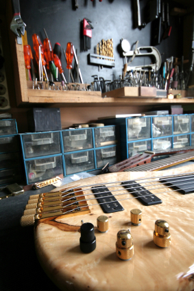 guitar repairs wigan